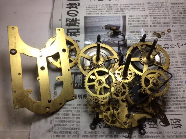 hibino-clocks